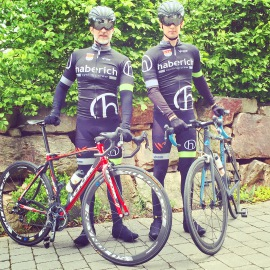 haberich cycling crew - brothers in arms 2015