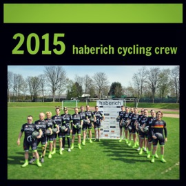 haberich cycling crew - whole crew